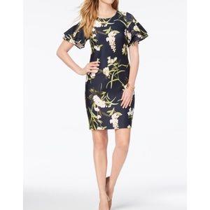 NEW! Tommy Hilfiger Floral Scuba Dress